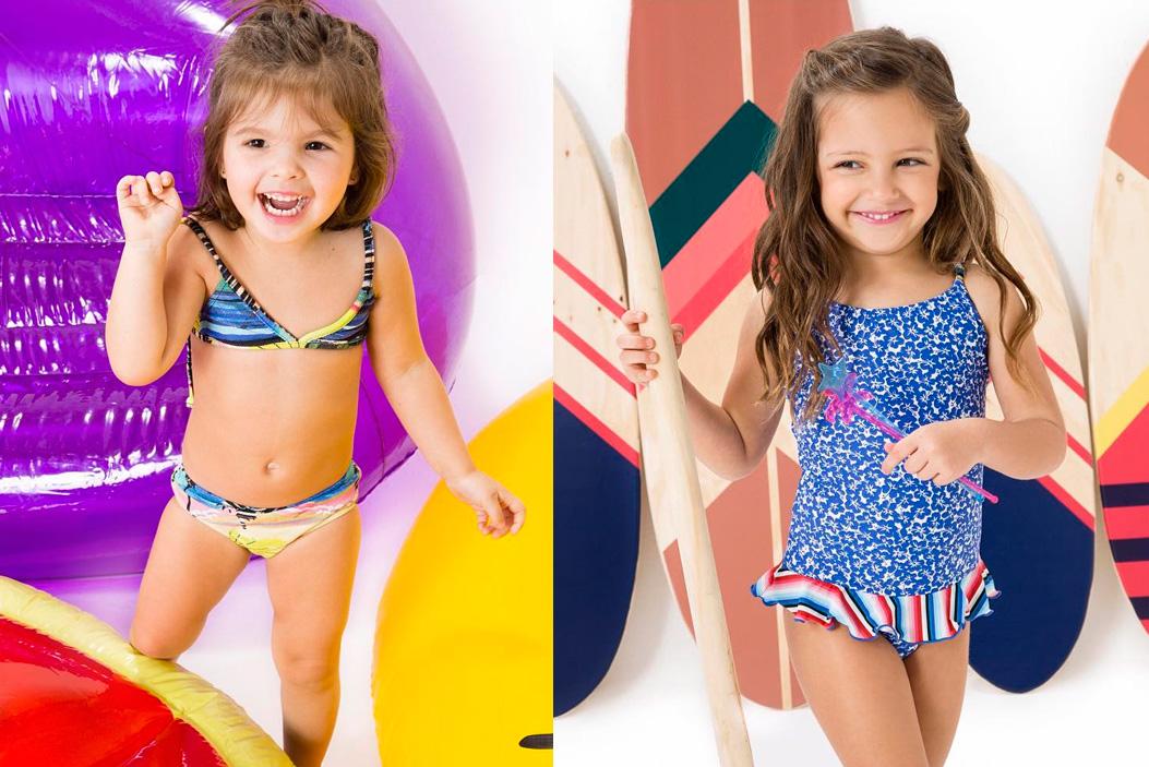 Moda Praia Infantil, confira o que está em alta! – Blog Santalina 8612aa8593
