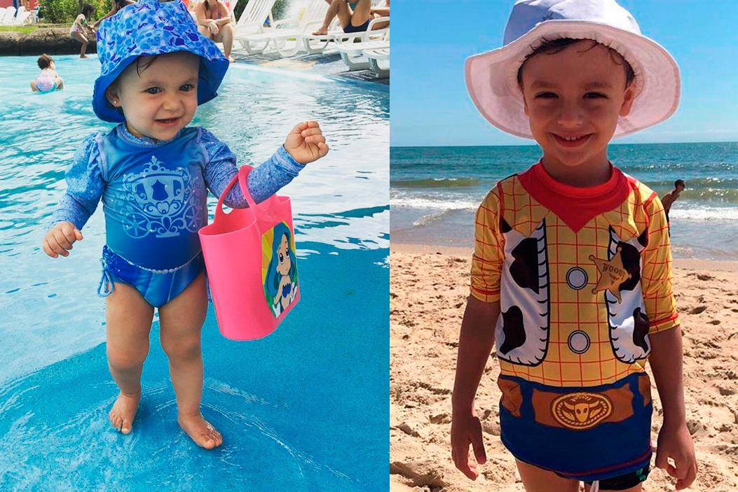 Muito Moda Praia Infantil, confira o que está em alta! – Blog Santalina EV57